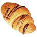 Kroasan čokoládový 60g-Turpek