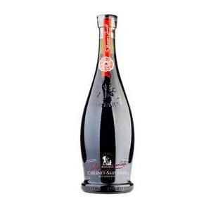 Cabernet Sauvignon Bostavan - moldavské polosladké víno 0,75l