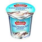 Zvolenský jogurt smotanový Cappuccino 145g