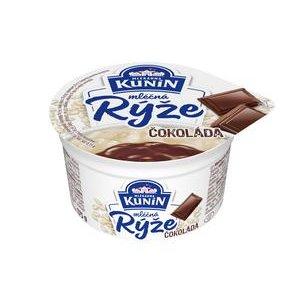 Mliečna ryža Kunín Čokoládová 175g