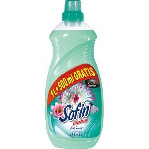 Sofin Global aviváž Kashmir 1l+500ml zadarmo (45 praní)