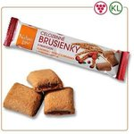 Brusienky celozrnné sušienky s Brusnicami sladené fruktózou 65 g