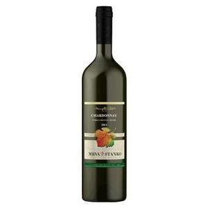 Chardonnay, Čachtice, Výber z hrozna, roč.2012-Mrva a Stanko