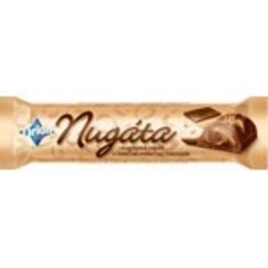 Nugáta Orion - tyčinka z mliečnej čokolády s nugátovou náplňou 32g
