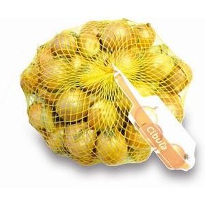 Cibuľa žltá/balená 1kg