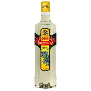 Borovička Spišská Nestville 0,7l 40%