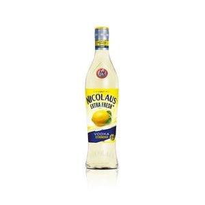 Vodka Nicolaus Extra Fresh Citrónovka 37,5% 0,5l