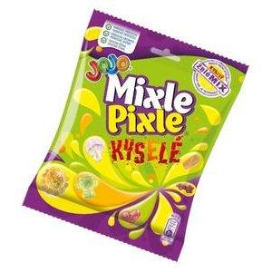 JoJo Mixle Pixle Kyslé - mix želé cukríkov 90g