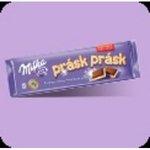 Čokoláda Milka Prásk Prásk 300g