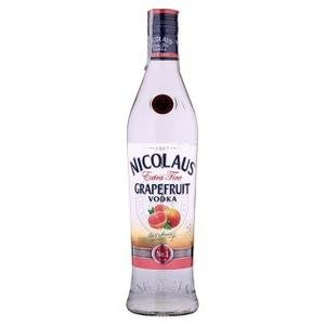 Vodka Nicolaus Extra Fine Grapefruit 38% 0,7l