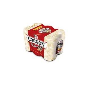 "Pivo Corgoň 11° ""4 sladový"" 0,5l/plech"