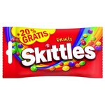 Skittles Fruits 38g + 20% gratis