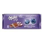 Čokoláda Milka Blueberry cream 100g