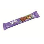 Milka čokoláda oriešková 25g