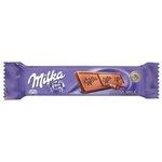 Milka čokoláda mliečna 25g