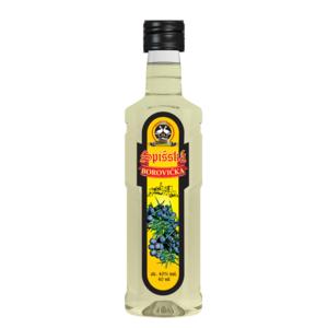 Miniatúra Spišská borovička Originál Nestville 0,04l 40%