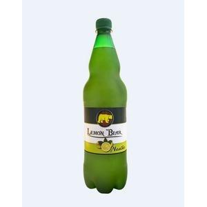 Lemon Bear - limonada s prichutou citronoveho radleru 1l/PET
