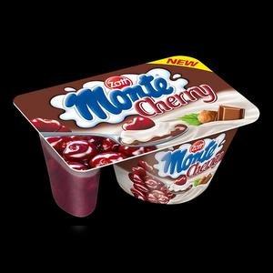 Monte Zott Cherry Cappucino Balls 125g