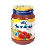 Hamánek-Detská výživa malinová 190g