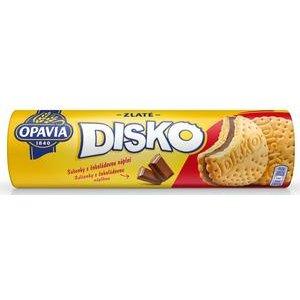 Disko Sušienky s čokoládovou náplňou 157 g
