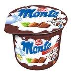 Zott Monte - Mliečny dezert čokoládový s lieskovými orieškami 100 g