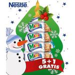 """Cini Minis cereálna tyčinka 25g """"Vianočné balenie"""" 5+1grátis"""
