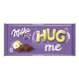 Čokoláda Milka Choco  a  Pear 100g