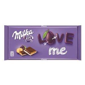 Čokoláda Milka Plum 100g