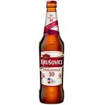 Pivo Krusovice 10% 0,5l/flasa