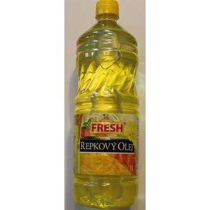 Fresh repkovy olej 1l