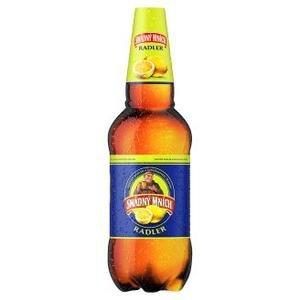 Pivo Smädný mních Radler 1,5l/PET