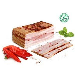 Delikates slanina s paprikou cca 1700g