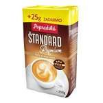 Káva Popradská štandard vákuová 250g+25g zadarmo