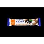 Arónia celozrnné sušienky plnené náplňou z arónie a čierných ribezlí 65g