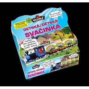 "Detská Svačinka Hamé ""Štvorlístok"" 4x48g"