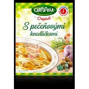 Polievka Carpathia S pecenovymi knedlickami 41g