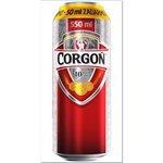 Pivo Corgoň 10% svetlý 500ml+50ml/plechovka