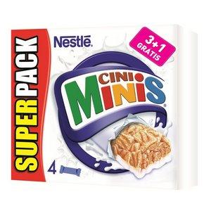 Cini Minis cereálna tyčinka 25g 3+1grátis