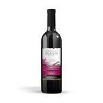 Merlot Moldavian Valley - moldavské polosladké víno 0,75l