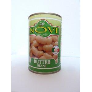 """Fazuľa biela velká maslová """"Binca di Spagna"""" Novi 400g"""