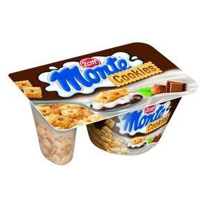 Monte Zott Crunchy Cookies 125g