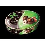 Magnat Nuts Gold - čoko.pralinky s lieskovými orieškami v plechovej krabičke 143g