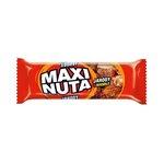 Tyčinka Maxi Nuta - jahody a mandle v jogurtovej poleve 35g
