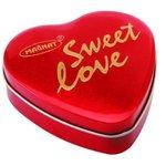 Magnat Sweet love višňové pralinky v plech.srdci 61g