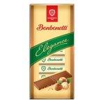Čokoláda Bonbonetti Elegance mliečna s orieškami 100g
