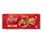 Figaro Tatiana mliečna čokoláda s lieskovoorieškovou náplňou 90 g
