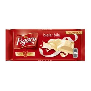 Figaro čokokoláda biela 90g