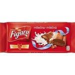 Figaro čokoláda mliečna 90g