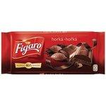 Figaro čokoláda horká 90g