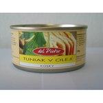 Tuniak v oleji 80g Del Pietro